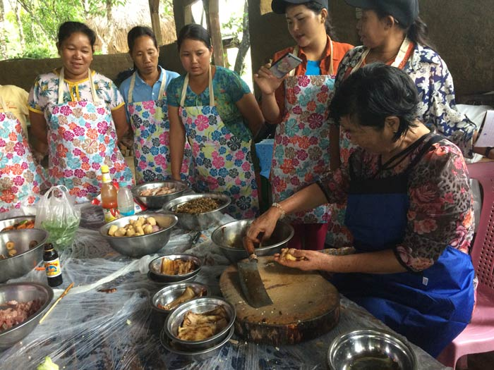 Vocational training for youth and women